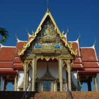 "Thailand Temple • <a style=""font-size:0.8em;"" href=""http://www.flickr.com/photos/146118314@N07/31879255664/"" target=""_blank"">View on Flickr</a>"