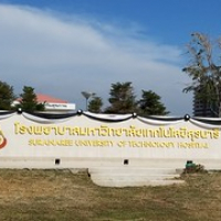 "Korat Suranaree Uni Klinik • <a style=""font-size:0.8em;"" href=""http://www.flickr.com/photos/146118314@N07/31811660462/"" target=""_blank"">View on Flickr</a>"